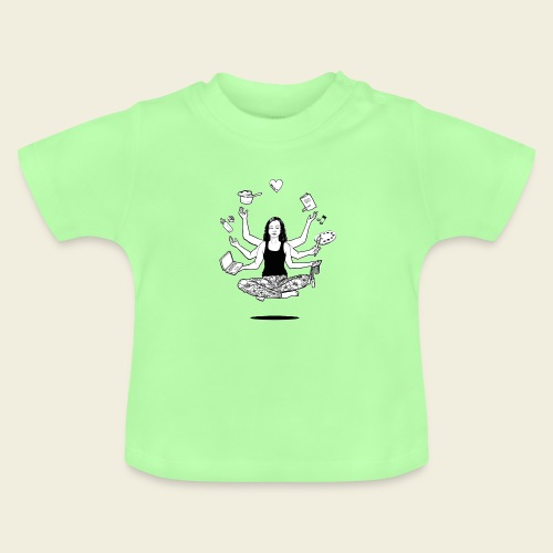 All in one - MUM - Baby T-Shirt