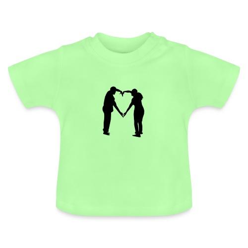 silhouette 3612778 1280 - Baby-T-shirt