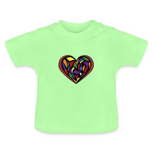 cuore di vetro - Maglietta per neonato