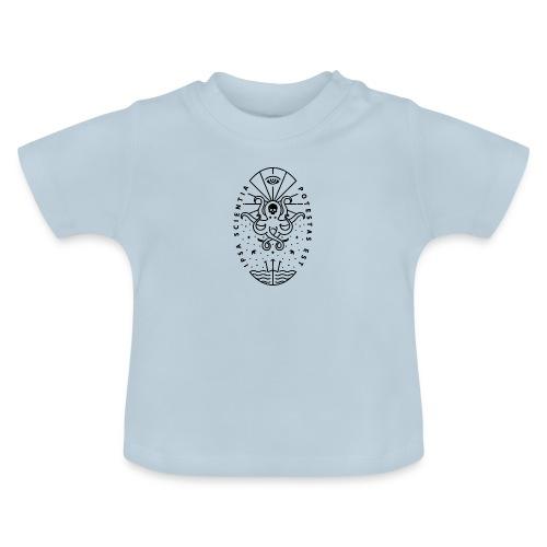 Knowledge WhiteSkull - Vauvan t-paita