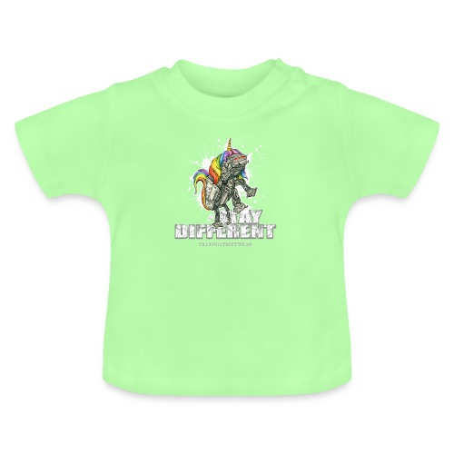 Stay Different - Imperial Unicorn - Baby T-Shirt