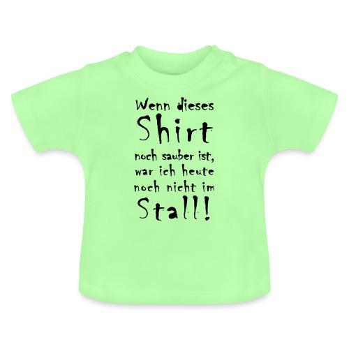 T-Shirt-Sauber_01 - Baby T-Shirt