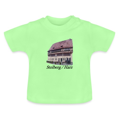 stolberg rathaus 3 - Baby T-Shirt