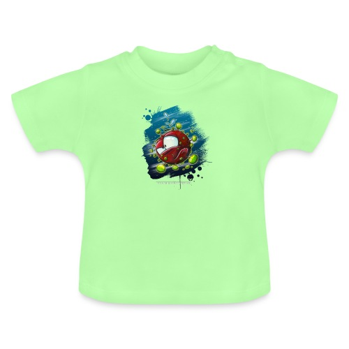 Take a look on the inside - Covid - Baby T-Shirt