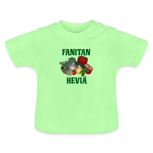 Fanitan heviä - Vauvan t-paita