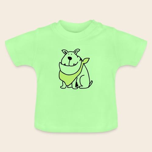 Bouledogue mignon - T-shirt Bébé