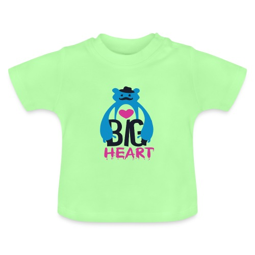 Big Heart Monster Hugs - Baby T-Shirt