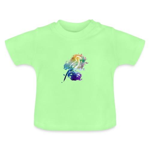 Afrika   Gelbschnabeltoko - Baby T-Shirt