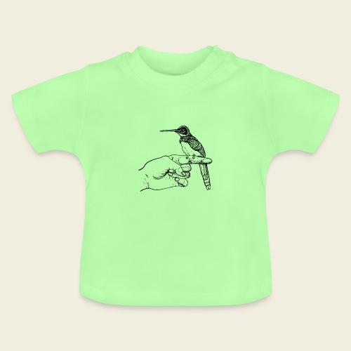 Kolibri Hand - Baby T-Shirt