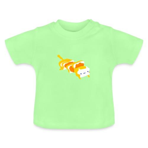 Cat sandwich Gatto sandwich - Maglietta per neonato