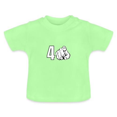 4 You - Camiseta bebé