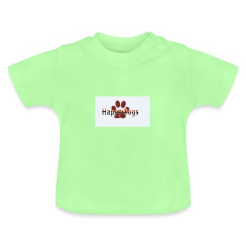 Happy dogs - Baby T-Shirt