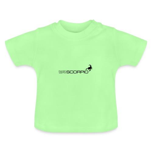 scorpio logo - Baby T-shirt