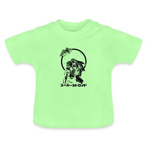 Interstellar Bounty Hunter - Vauvan t-paita