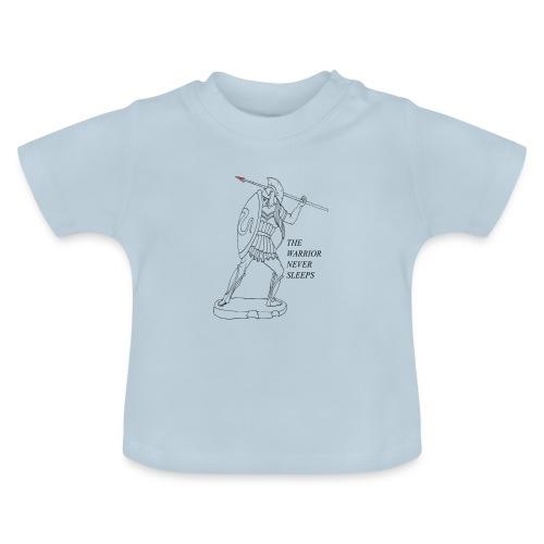 WARRIOR - Maglietta per neonato