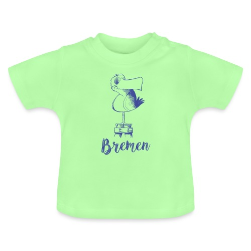 Bremer Möwe - Baby T-Shirt