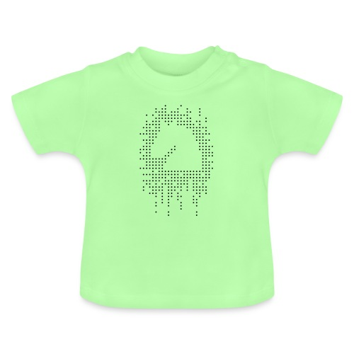 Knight and Dots Inverted - Baby T-Shirt