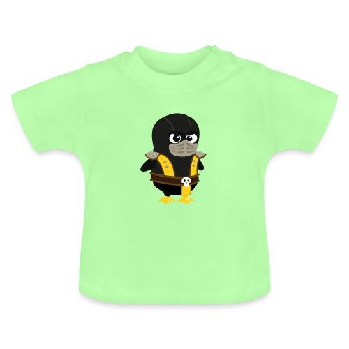 Pingouin Mortal Scorpion - T-shirt Bébé