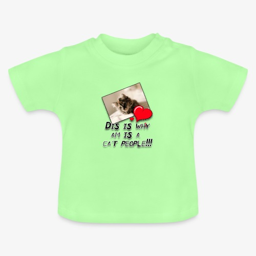 CatPeople - Baby T-Shirt