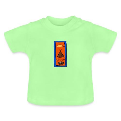 Samisk motiv - Baby-T-skjorte