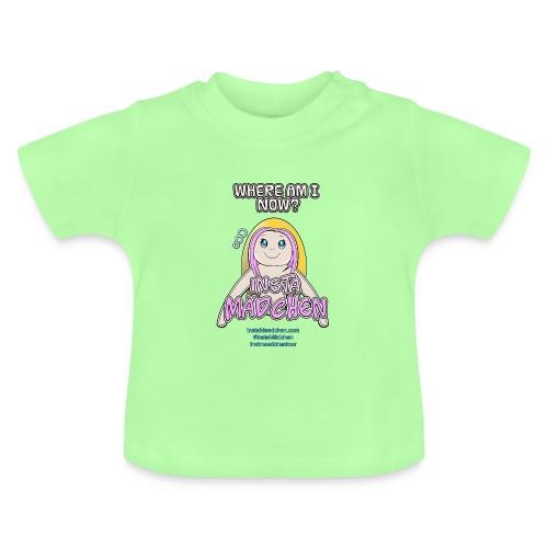 InstaMädchen Shirt - Baby T-Shirt