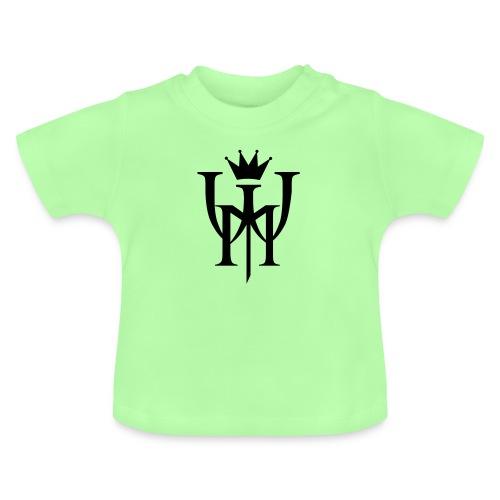 Logo MW Czarne - Koszulka niemowlęca