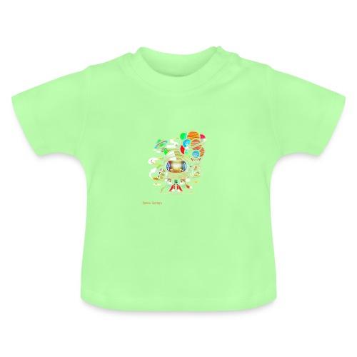 Spagrg00001 - Camiseta bebé