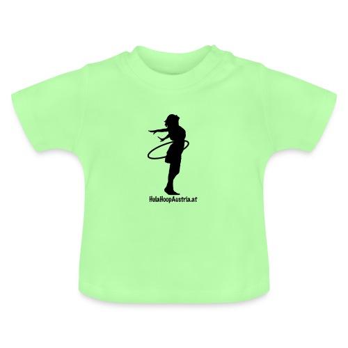 Hoop Dance Girl - Baby T-Shirt