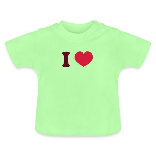 ilovecooperblck - Baby T-shirt