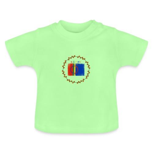 Sapmi - Baby-T-skjorte