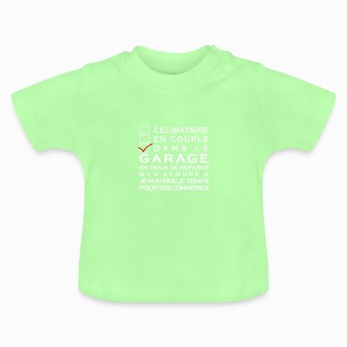 Celibataire en couple etc - T-shirt Bébé