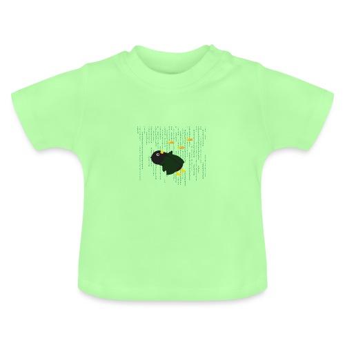 Pingouin Bullet Time - T-shirt Bébé
