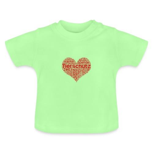 Tierschutz - Baby T-Shirt