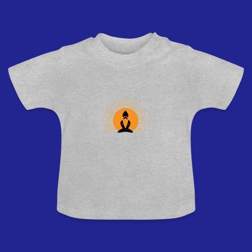 Guramylyfe logo no text black - Baby T-Shirt
