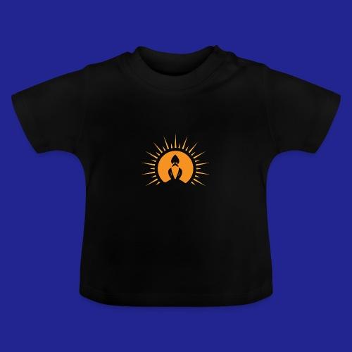 Guramylife logo black - Baby T-Shirt