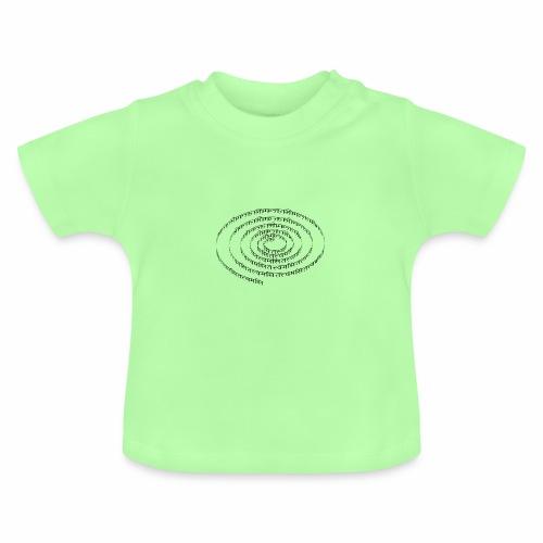 spiral tattvamasi - Baby T-Shirt