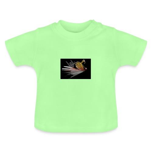 Abstarct Bird and Skeleton Hand - Baby T-Shirt