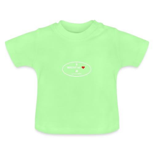 Brest m'aime - T-shirt Bébé