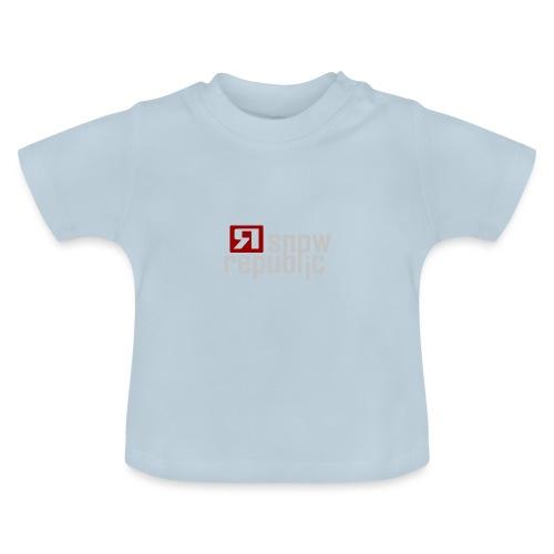 SNOWREPUBLIC 2020 - Baby T-shirt