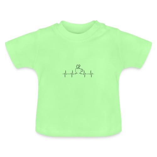 EKG Kaffee - Baby T-Shirt