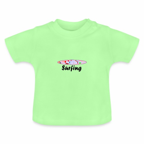 Surfing - Baby T-Shirt