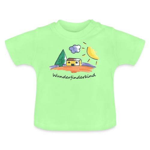 Wunderfinderkind - Baby T-Shirt