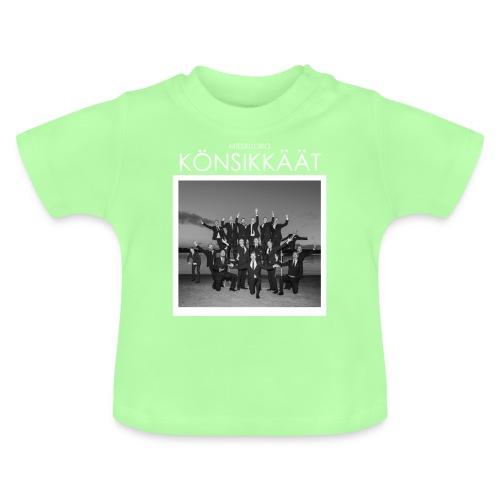 Könsikkäät - joulu saarella - Vauvan t-paita