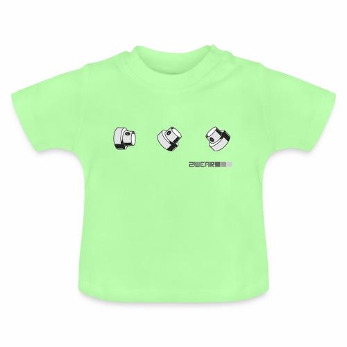2wear caps street flow ver01 - Baby T-shirt