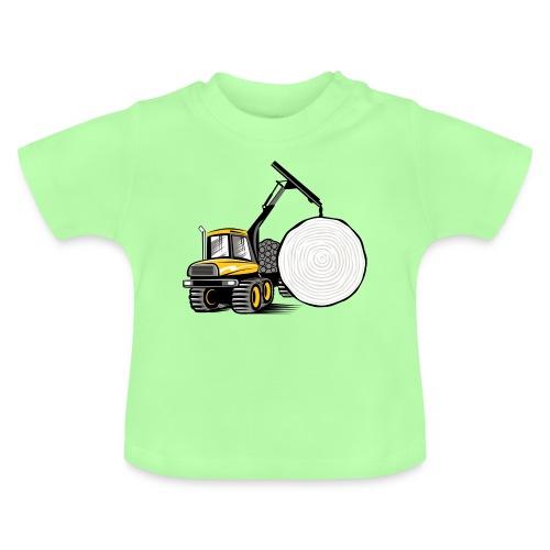 Kuormatraktori t paidat, hupparit, lahjatuotteet - Vauvan t-paita