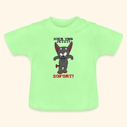 Zwergschlammelfen - Hier und Jetzt, Sofort! - Baby T-Shirt