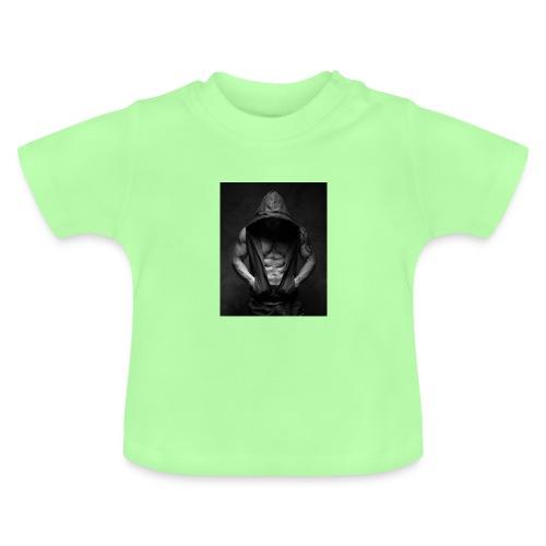 gimnasio - Camiseta bebé