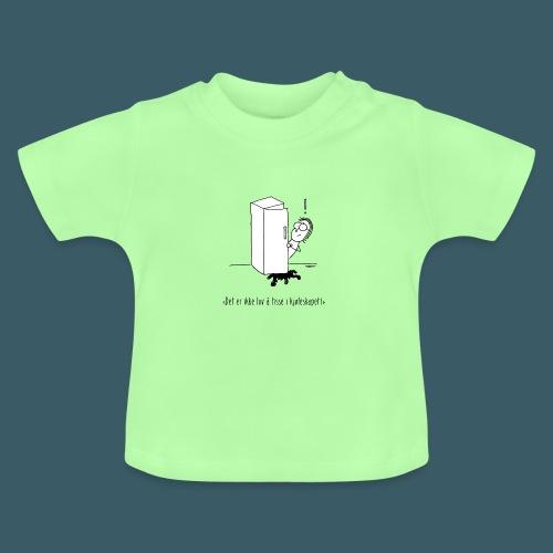 Tisse i kjøleskapet - Baby-T-skjorte