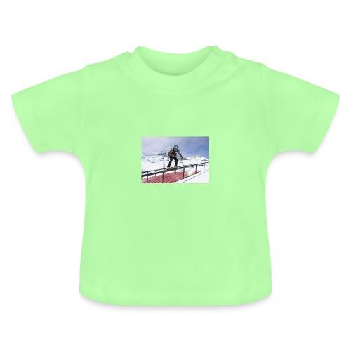 Freeski - Baby T-Shirt