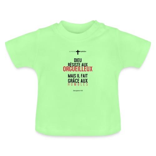 Humbles - T-shirt Bébé